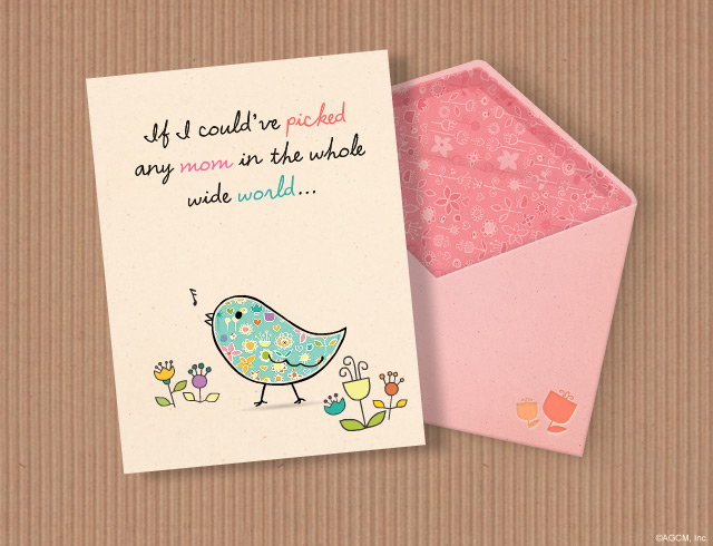 heck out this Mother's Day ecard created by Michelle!