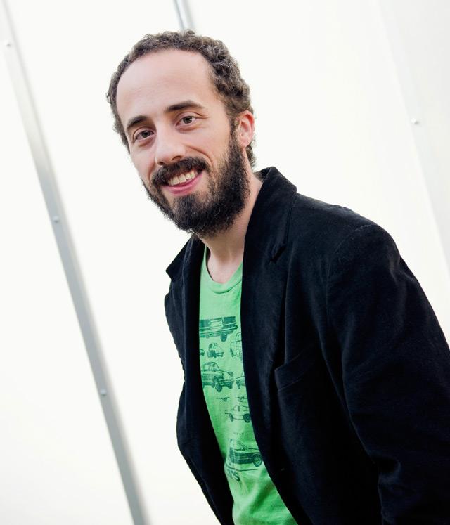 Meet Jaden DeVogel, creative developer!