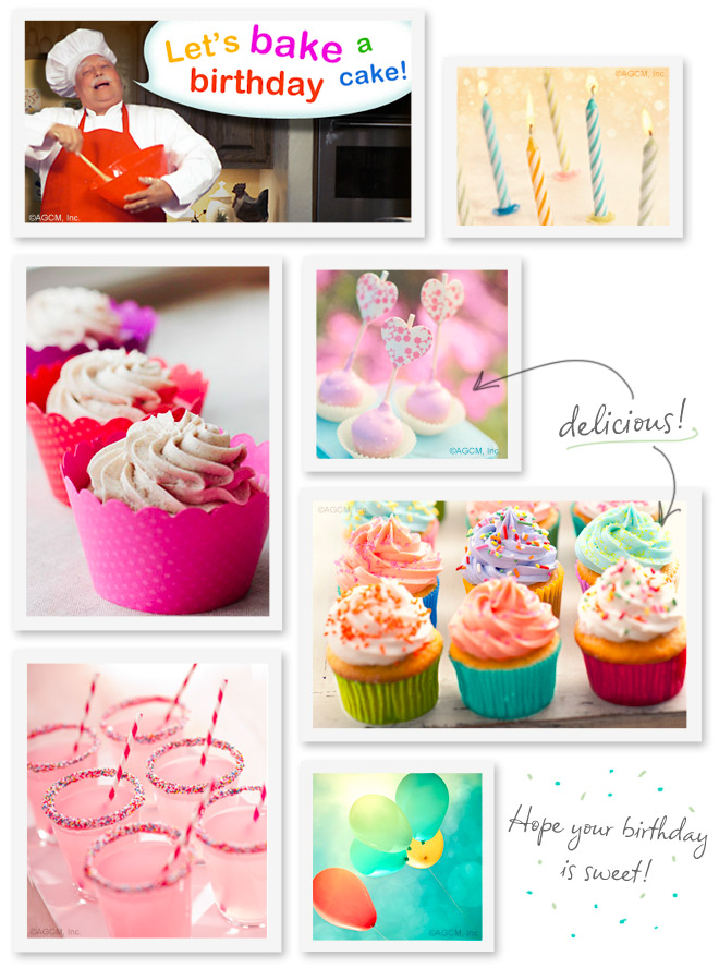 Sweet Birthday Wishes May 16 By American Greetings