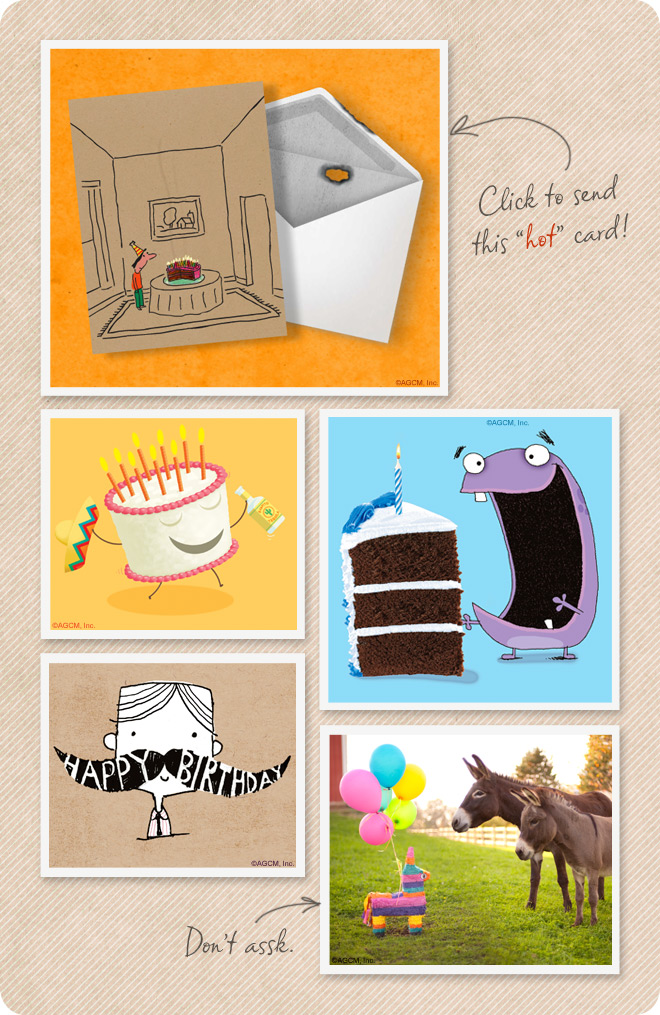 Send this funny birthday ecard!