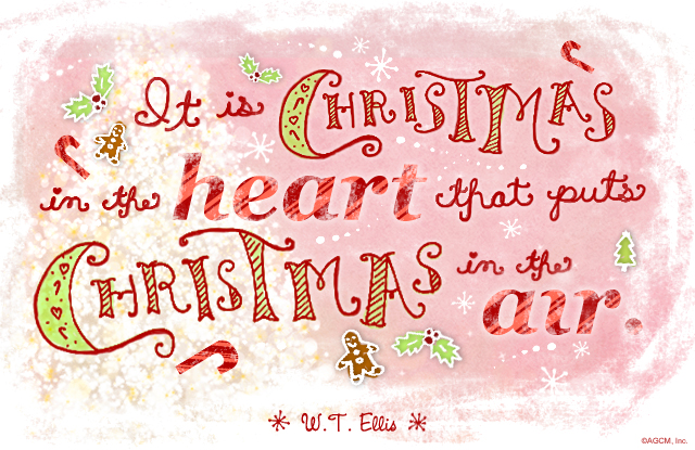 Quotes About Xmas Love : Celebrate Christmas with a nice Christmas quote. Check out American ...