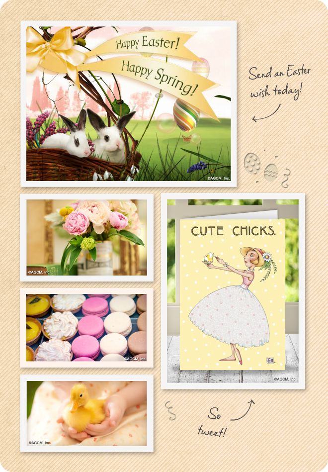 Happy Easter from stayinspired365.com