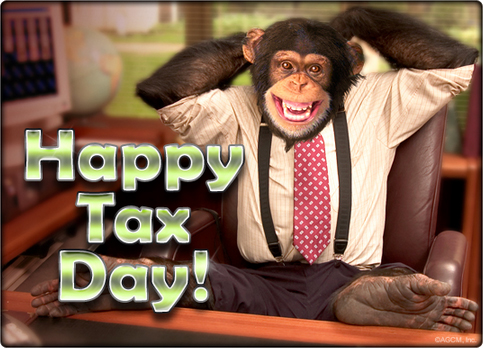 Happy Tax Day from StayInspired365.com