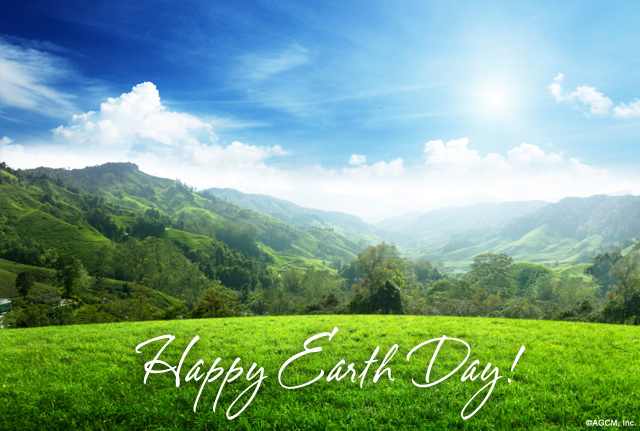 Share the celebration and send a Celebrate Earth Day ecard.