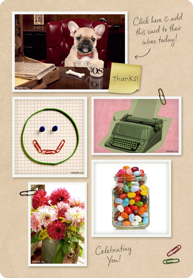 Administrative Professionals Day Mood Board from StayInspired365.com