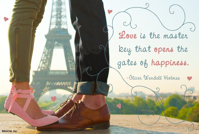 Love & Happiness Quote from StayInspired365.com