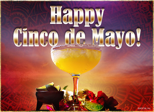 Happy Cinco de Mayo Postcard from StayInspired365.com