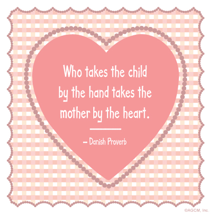 A Mother's Day Quote from StayInspired365.com
