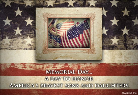 Happy Memorial Day from StayInspired365.com
