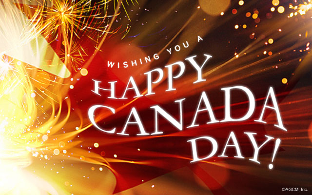 Happy Canada Day from stayinspired365.com