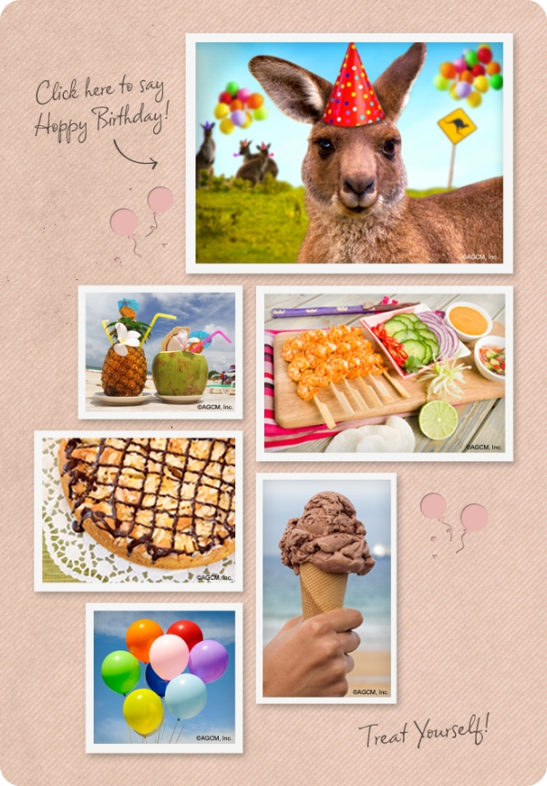 Summer Birthday Mood Board from stayinspired365.com