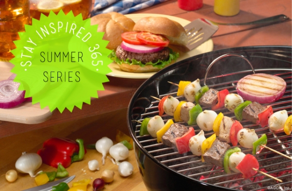 Summer Recipes from StayInspired365.com