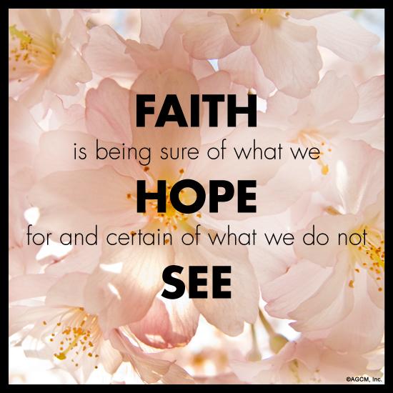 Inspirational Faith Quote
