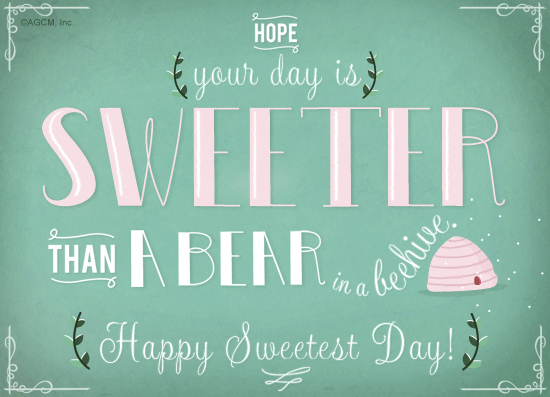 Sweetest Day ecards from American Greetings