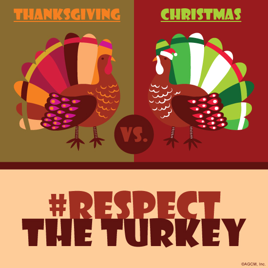 Respect the Turkey