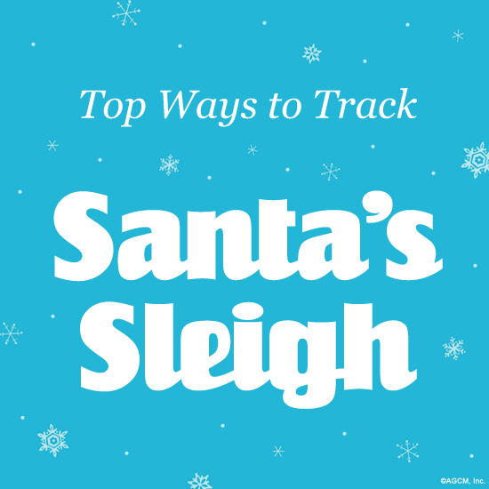 Top Ways to Track Santa's Sleigh
