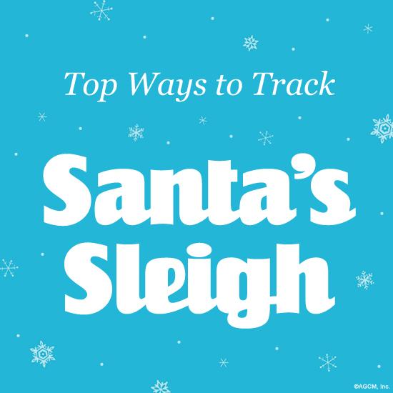 Top Ways to Track Santa's Sleigh