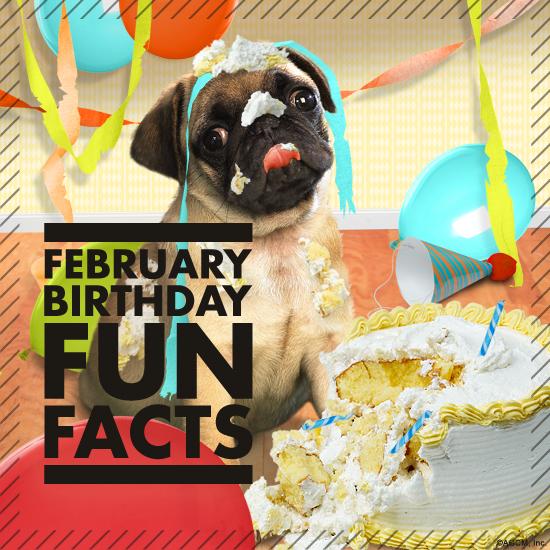 February Birthday Fun Facts