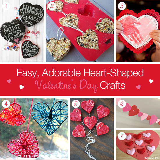wheres the love blg ag Easy, Adorable Valentine's Day Crafts