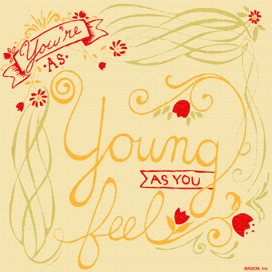 "Celebrate ""As Young as You Feel"" Day with BlueMountain.com"