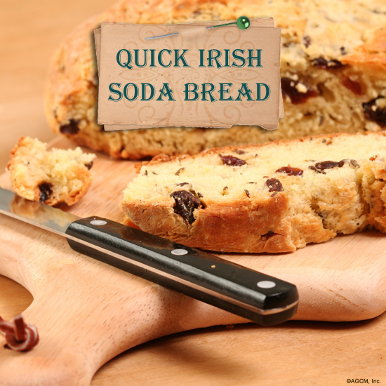 Irish Soda Bread Recipe from BlueMountain.com
